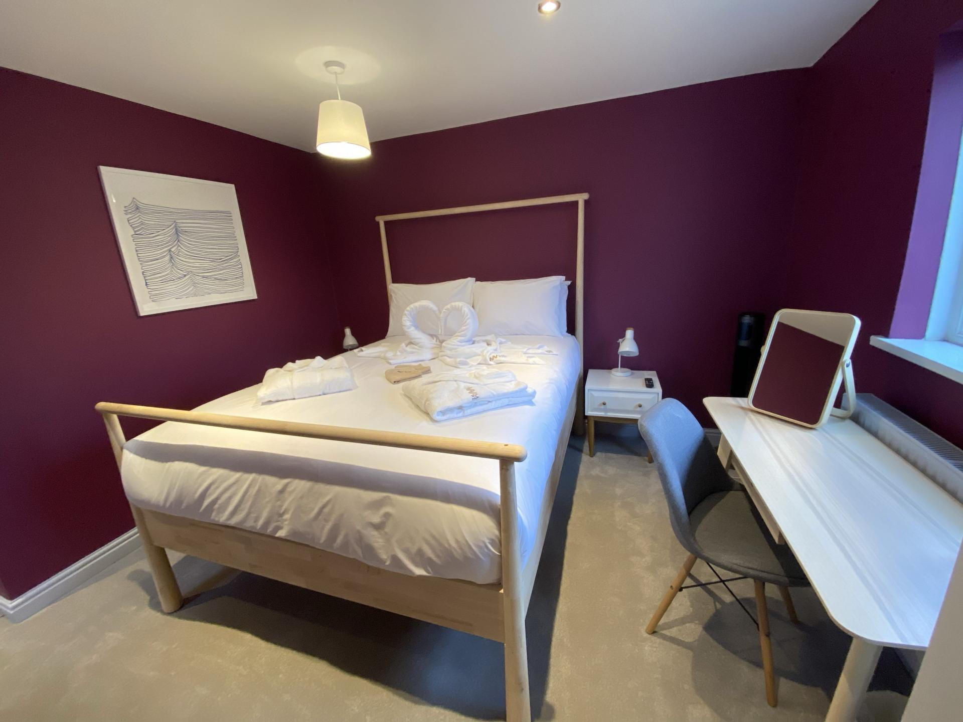 Purple at 17 Fitzhamon Apartments, Riverside, Cardiff - Citybase Apartments