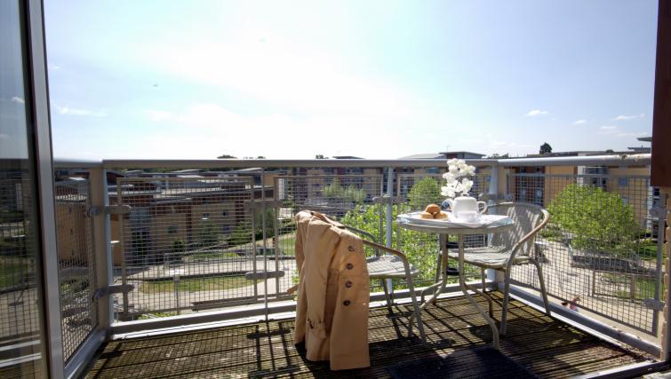Balcony at Kelvin Gate - Citybase Apartments
