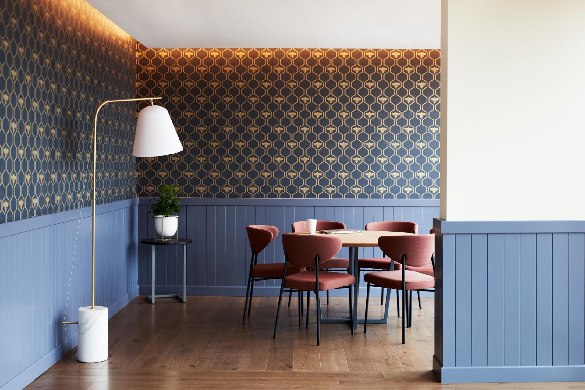 Sofa at Hyatt House Manchester, Hulme, Manchester - Citybase Apartments