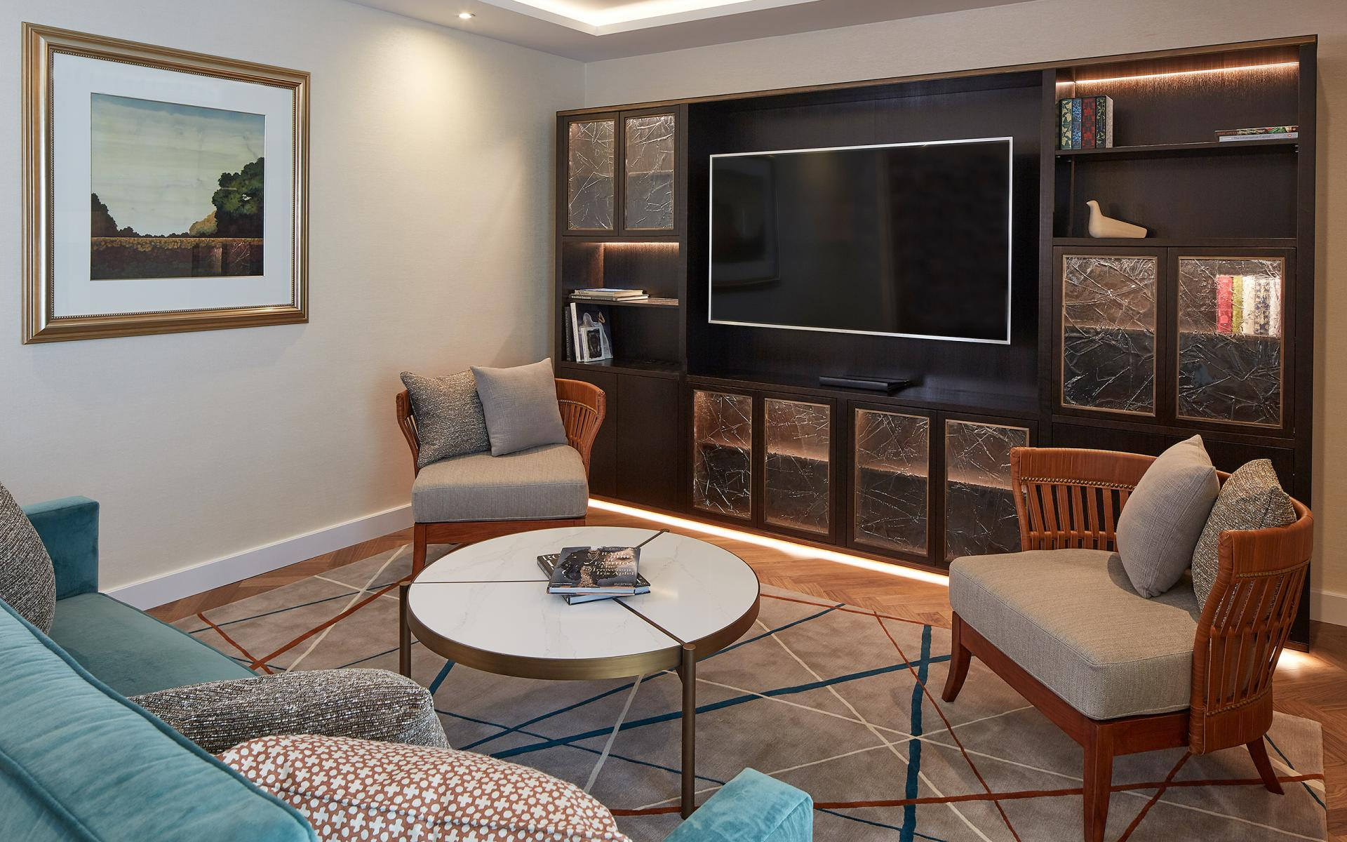 TV at Cheval Gloucester Park, South Kensington, London - Citybase Apartments