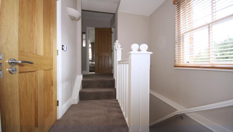 Hallway at Montague Apartments - Citybase Apartments