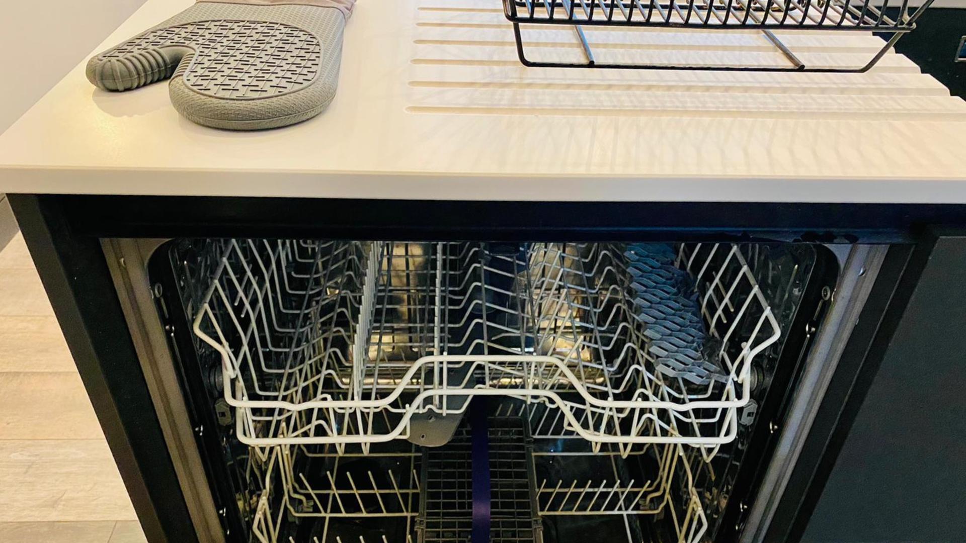 Dishwasher at Quarter Blonk Street Apartments, Centre, Sheffield - Citybase Apartments