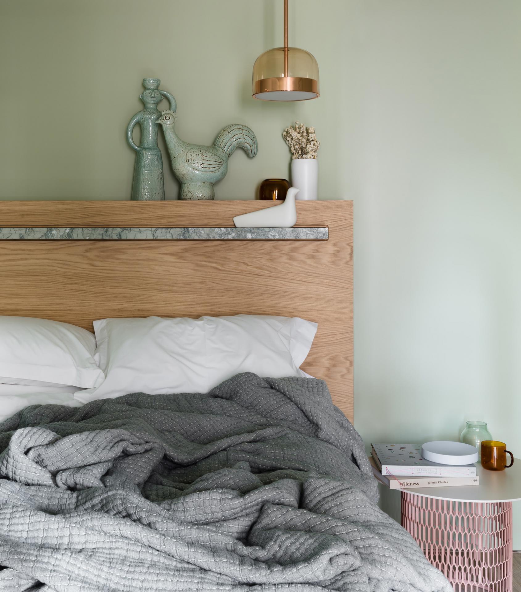Bedroom at Locke at Broken Wharf Apartments, City, London - Citybase Apartments