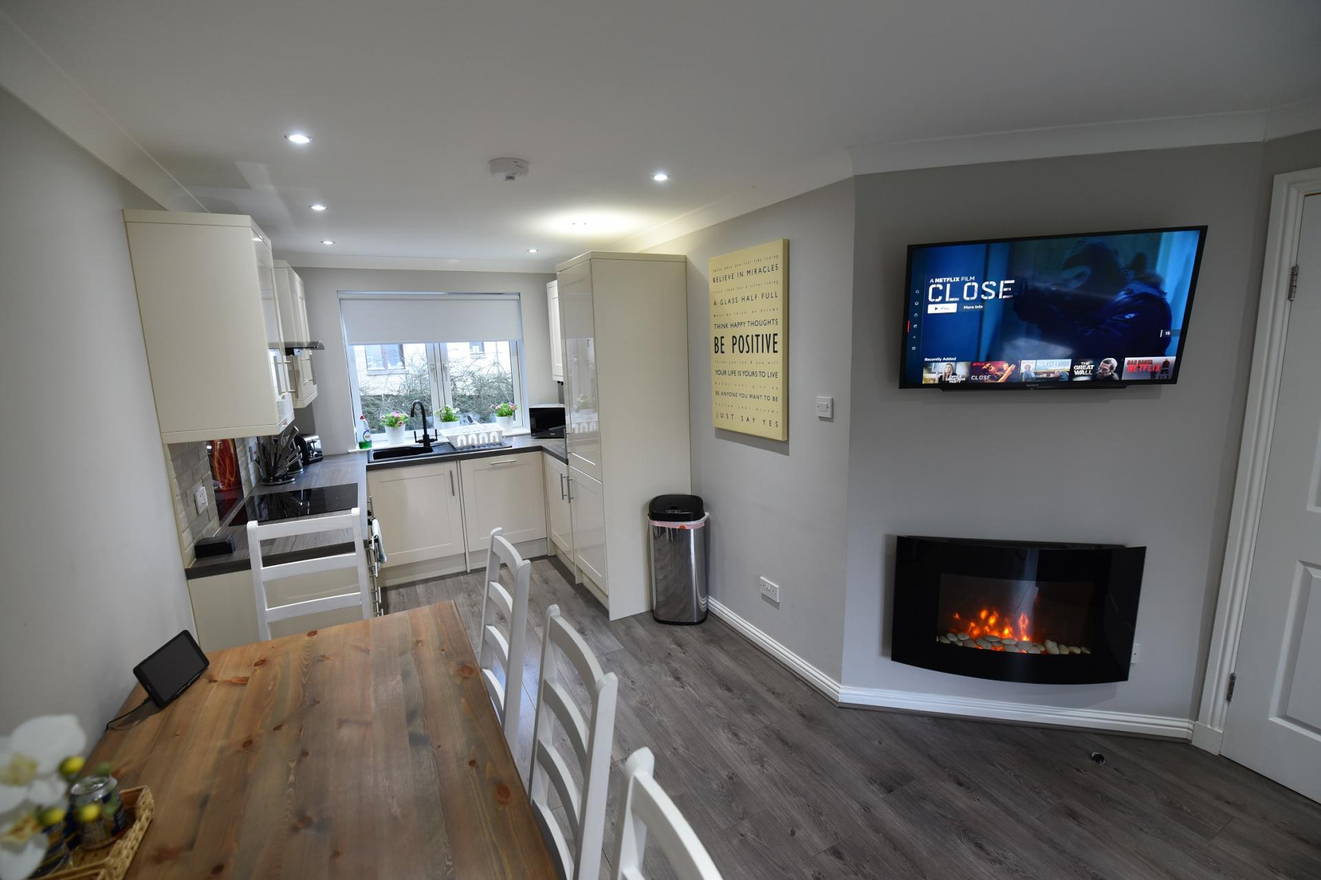 Layout at St Johns Hill Apartment, Old Town, Edinburgh - Citybase Apartments