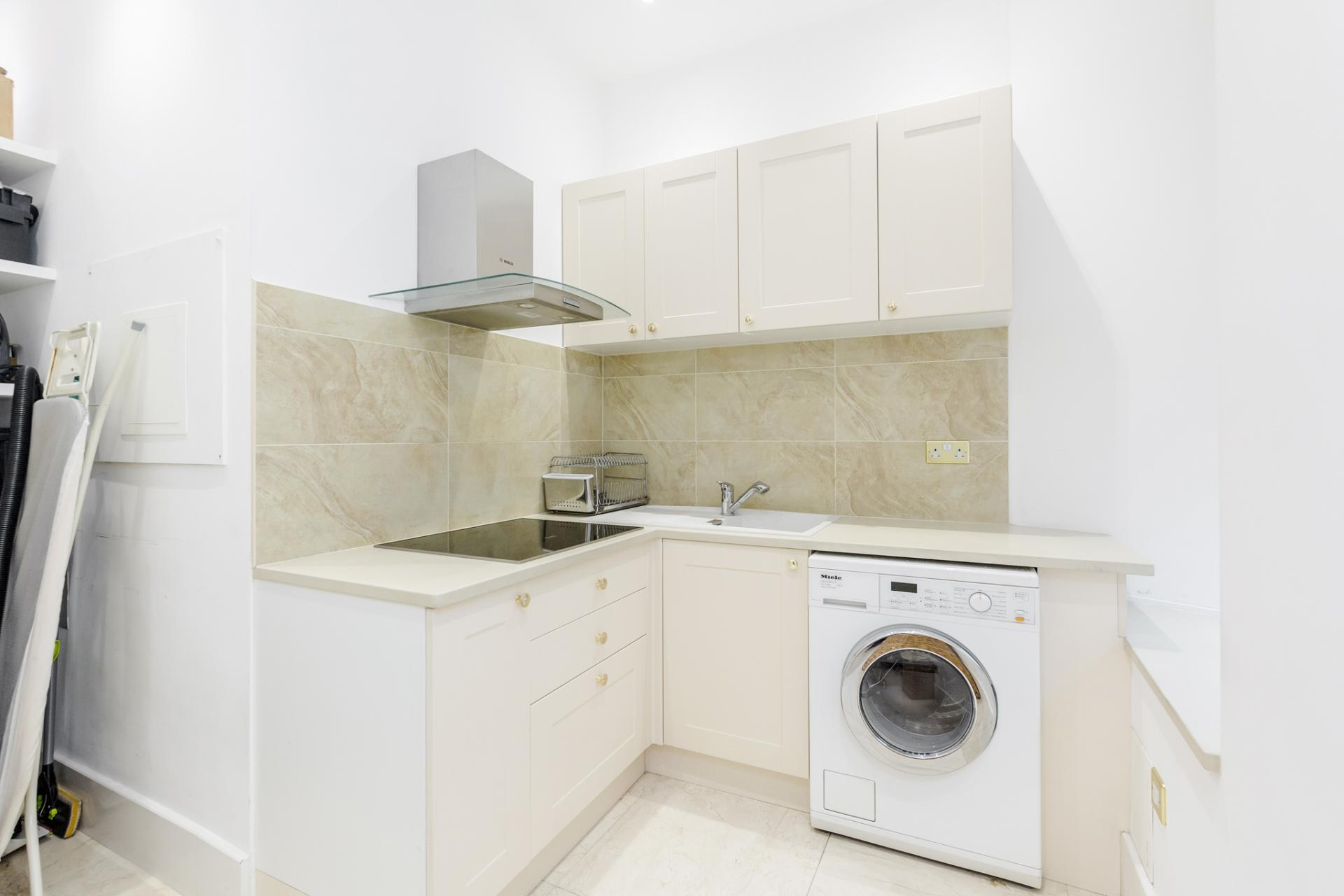 Washer at Grosvenor Square Apartment, Mayfair, London - Citybase Apartments