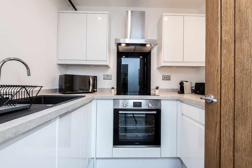 Sink at Stanley Street Serviced Apartments, Centre, Liverpool - Citybase Apartments