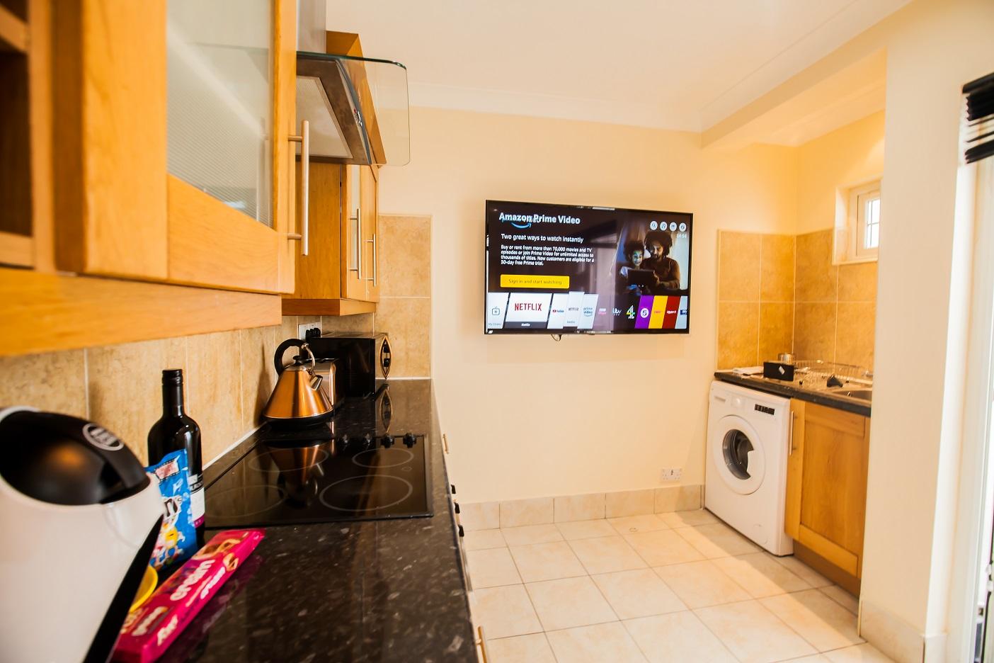 Washer at Marylebone Serviced Apartments, Marylebone, London - Citybase Apartments