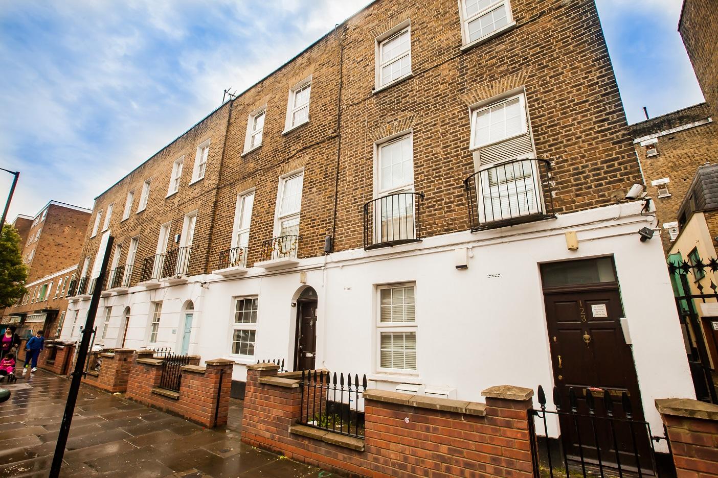 Building Exterior of Marylebone Serviced Apartments, Marylebone, London - Citybase Apartments