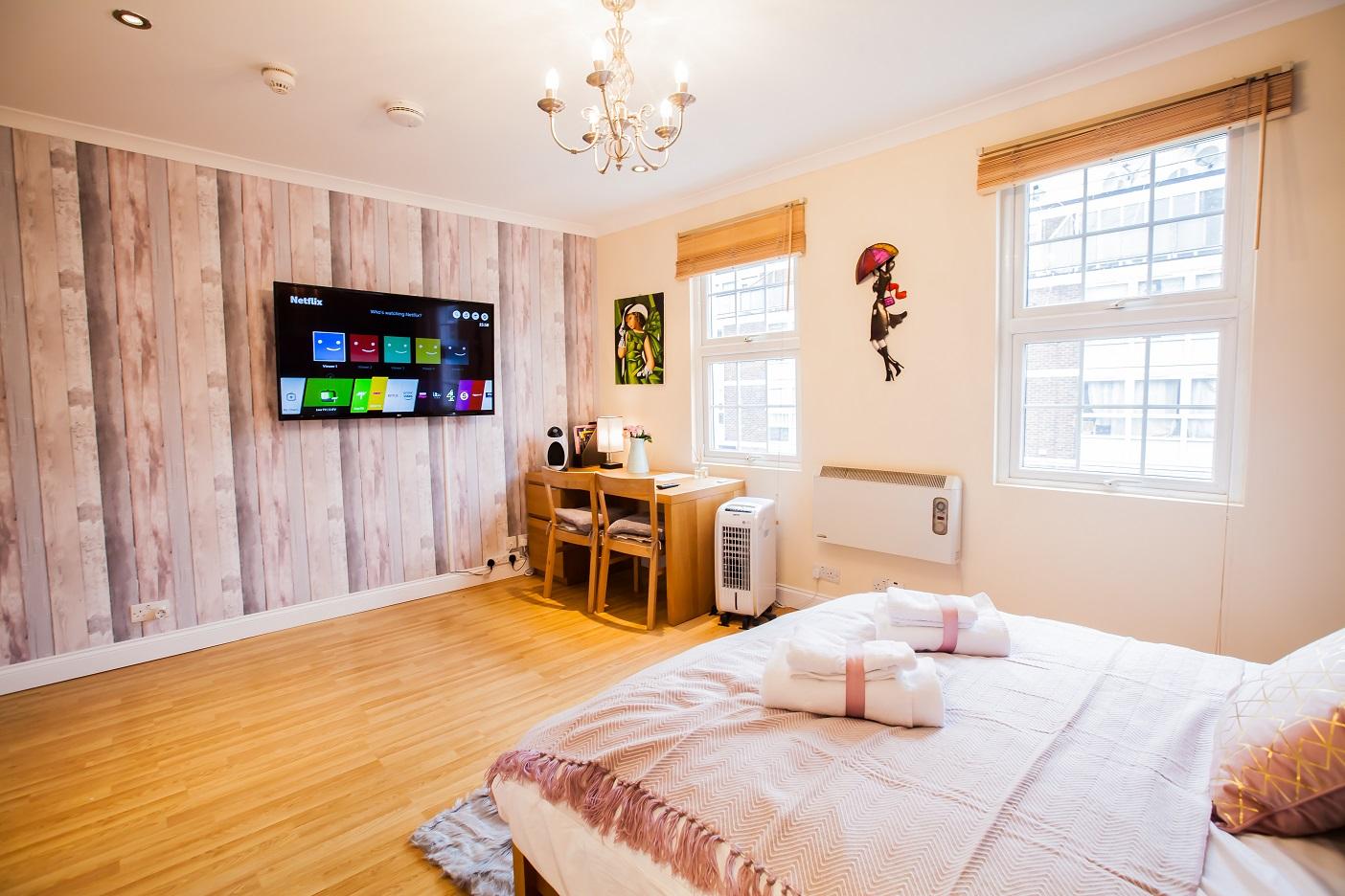 Studio at Marylebone Serviced Apartments, Marylebone, London - Citybase Apartments