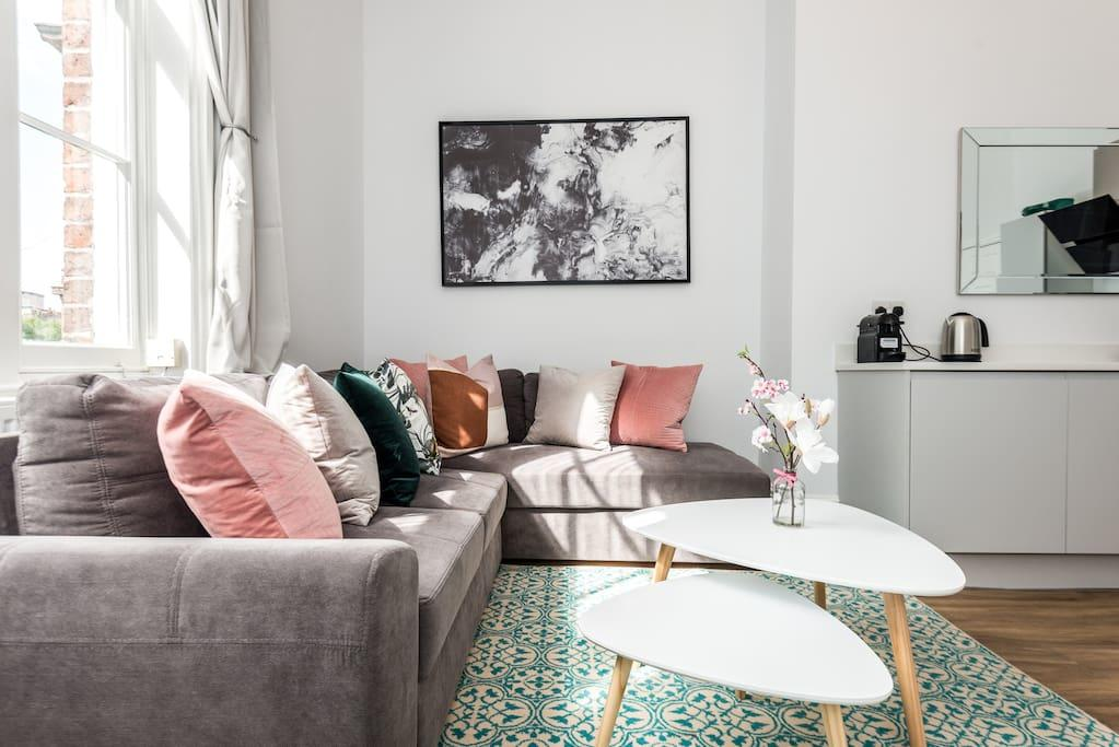 Pictures at Falkner Street Apartments, Ropewalks, Liverpool - Citybase Apartments