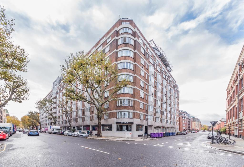 Chelsea Charm Apartment, Chelsea, London - Citybase Apartments