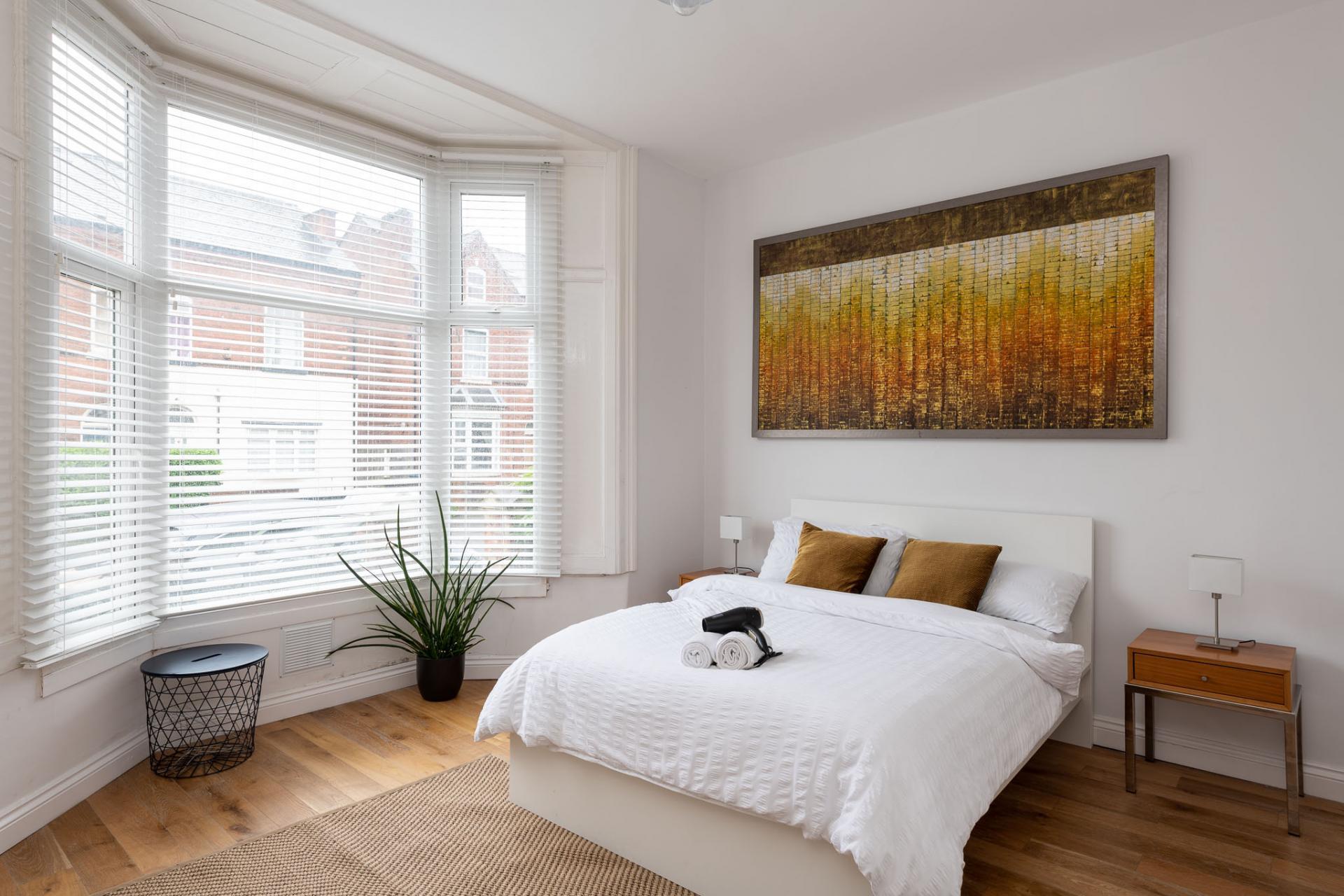 Ground Floor Flat at Edgbaston Apartments, Rotton Park, Birmingham - Citybase Apartments