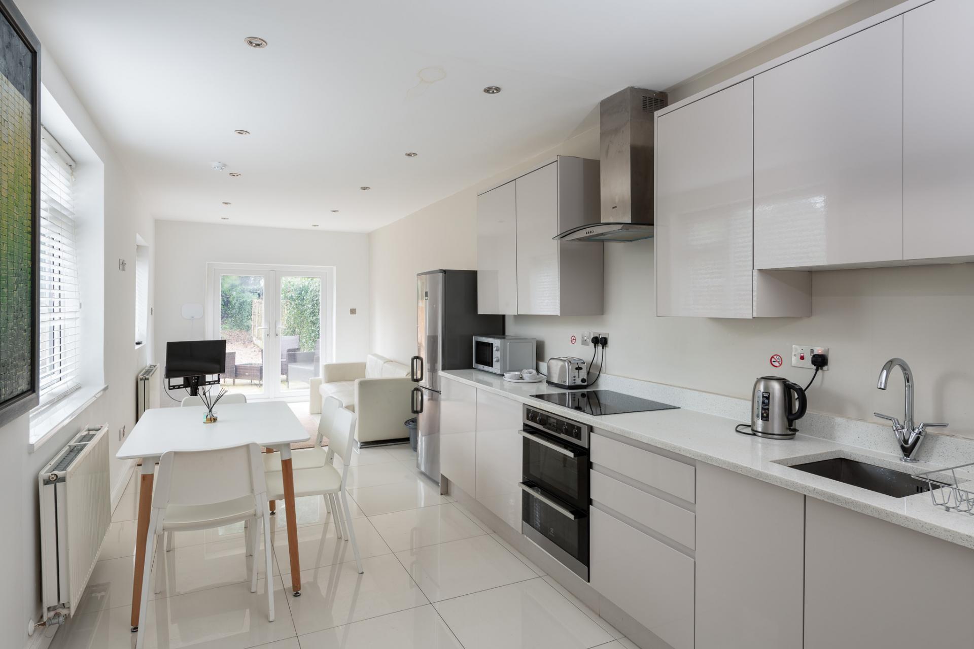 Layout at Edgbaston Apartments, Rotton Park, Birmingham - Citybase Apartments