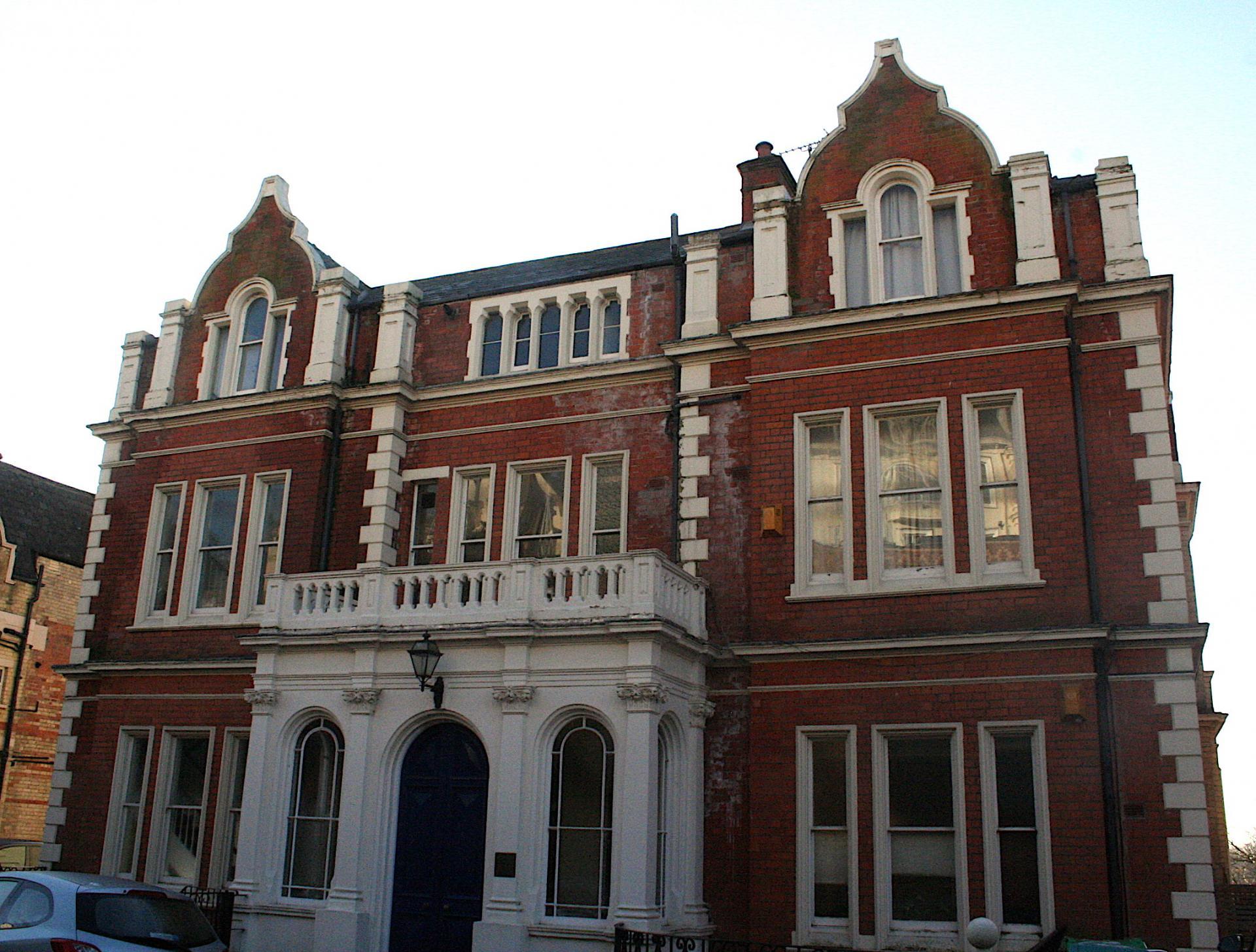 Exterior of Nottingham Park View Apartment, Centre, Nottingham - Citybase Apartments