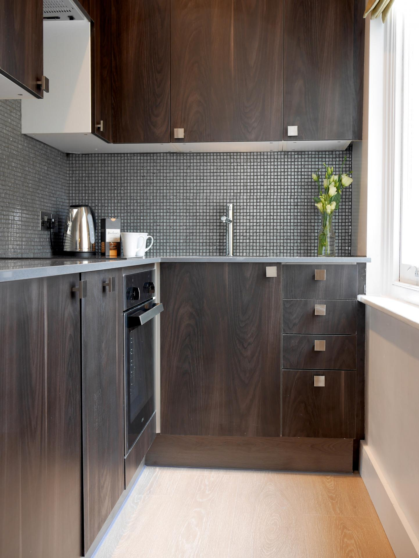 Oven at Nevern Place Aparthotel, Earls Court, London - Citybase Apartments