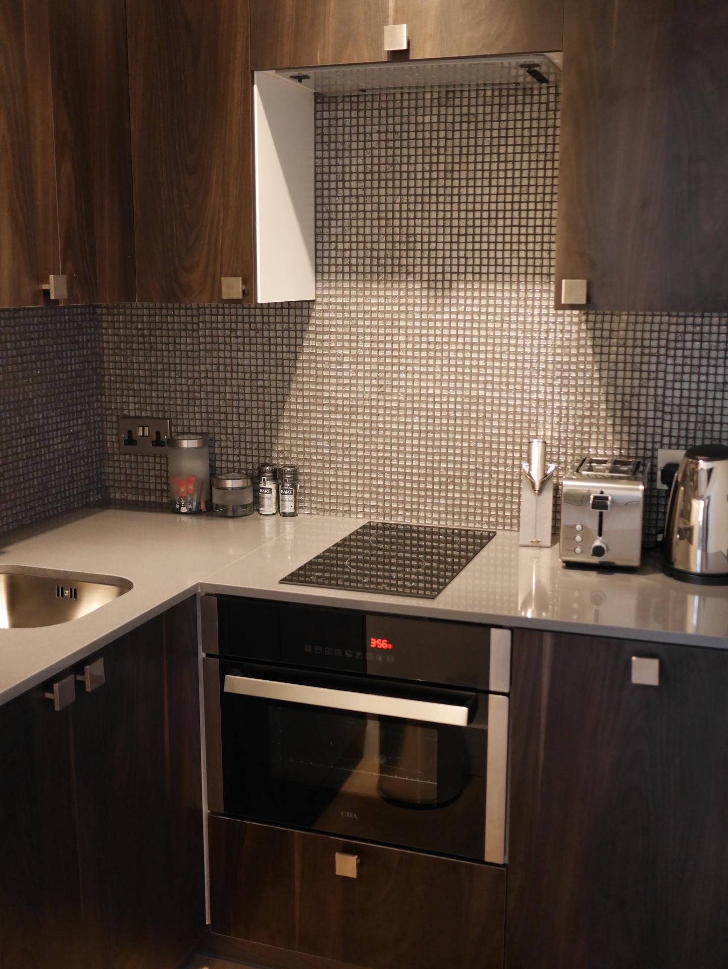 Hob at Nevern Place Aparthotel, Earls Court, London - Citybase Apartments