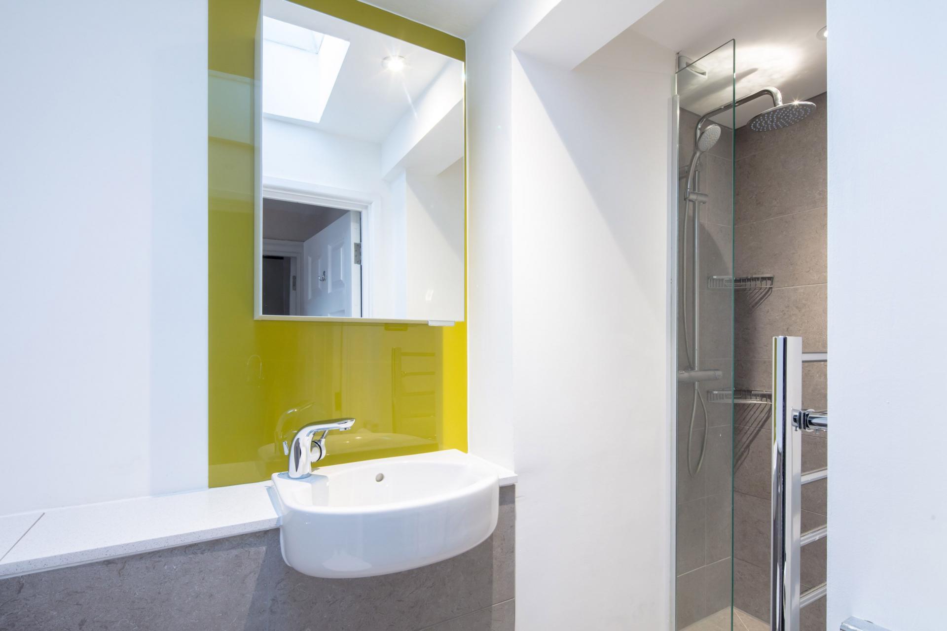 Sink at Charlotte Rise Apartments, Brandon, Bristol - Citybase Apartments