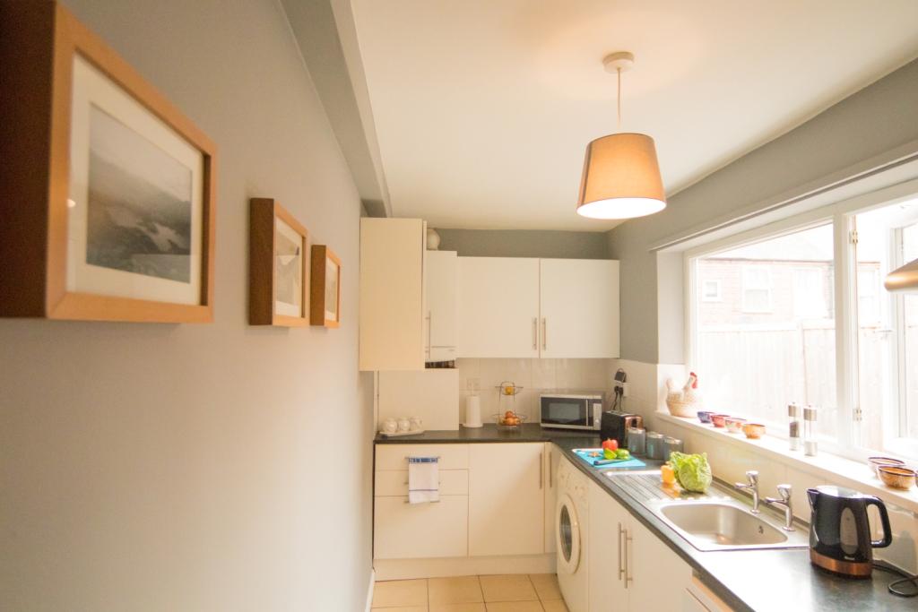 Kitchen at Radford House, Radford, Nottingham - Citybase Apartments