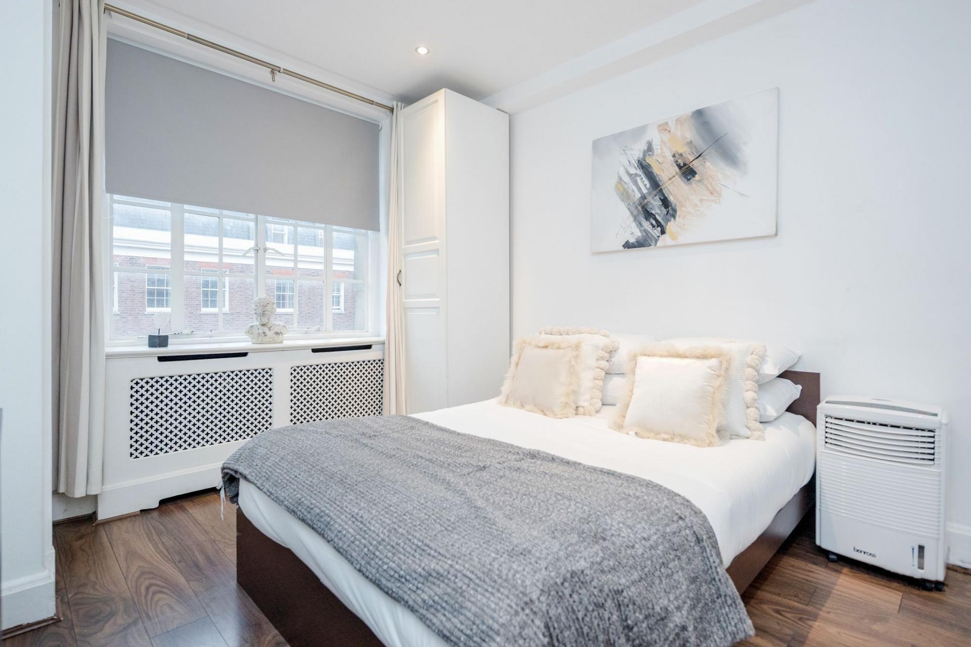 Bedroom at Marylebone Luxury Apartments, Marylebone, London - Citybase Apartments