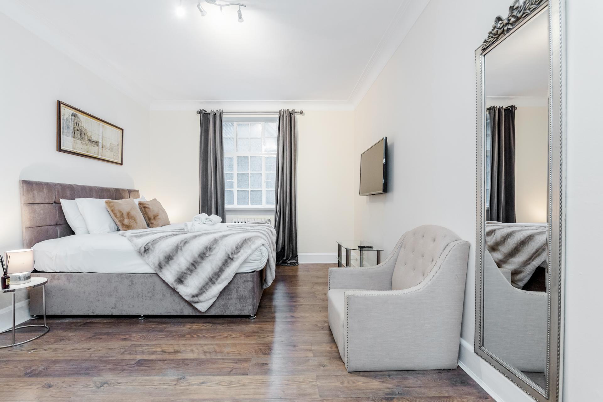 Marylebone Luxury Apartments, Marylebone, London - Citybase Apartments