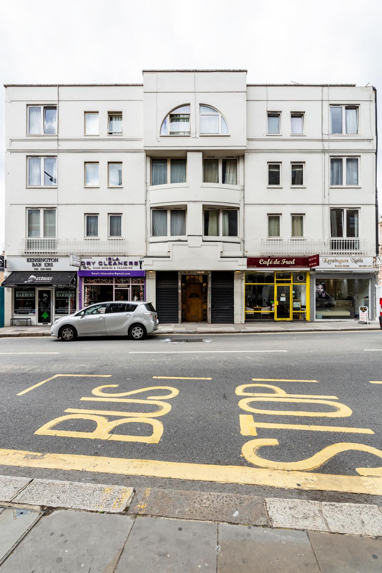 Street view for Earls Court Serviced Apartment, Kensington, London - Citybase Apartments