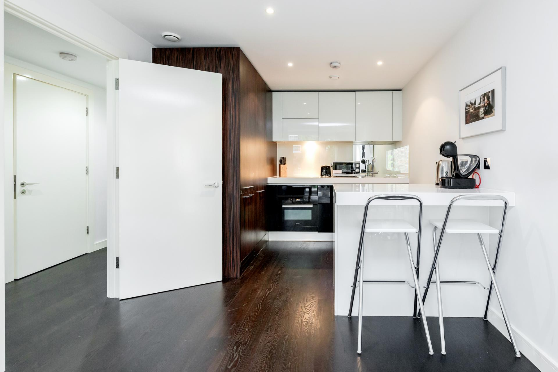 Layout at Chelsea Serviced Apartments, Chelsea, London - Citybase Apartments