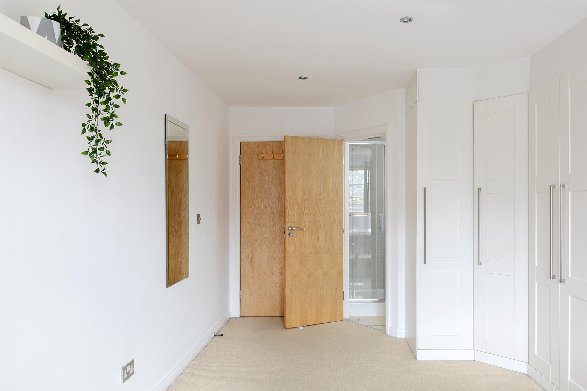 Doorway at Serenity Apartment, Whitechapel, London - Citybase Apartments