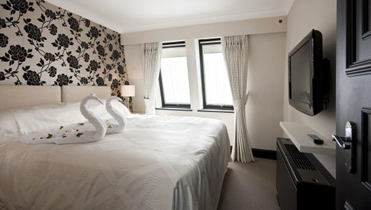 Bedroom in 2 bed at Mayfair House Apartments - Citybase Apartments