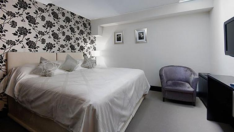 Bedroom in 3 bed at Mayfair House Apartments - Citybase Apartments