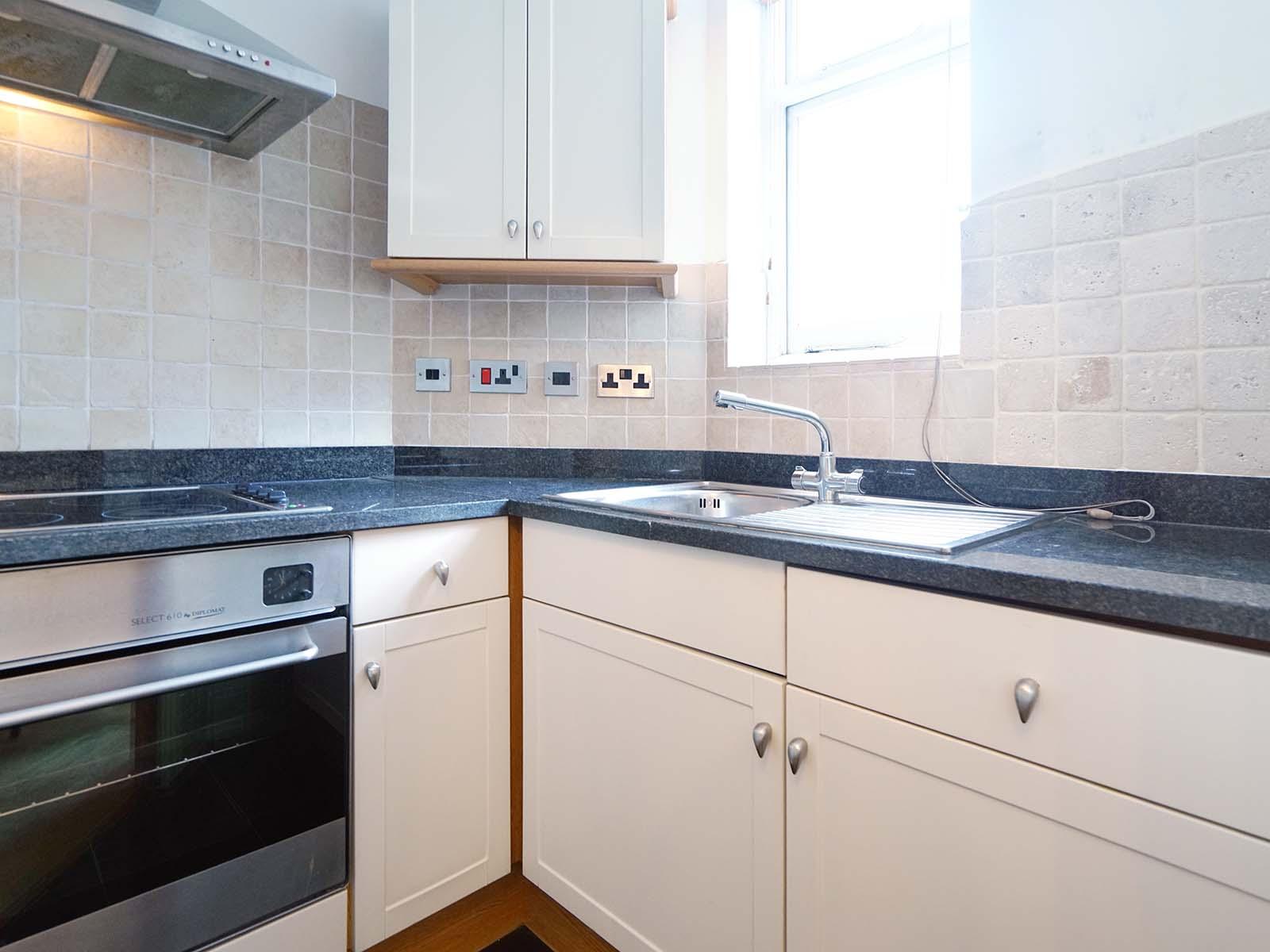 Sink at Chesham Court, Belgravia, London - Citybase Apartments