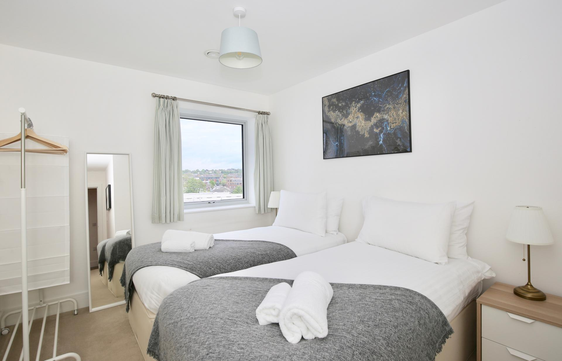Beds at Austen House, Centre, Guildford - Citybase Apartments