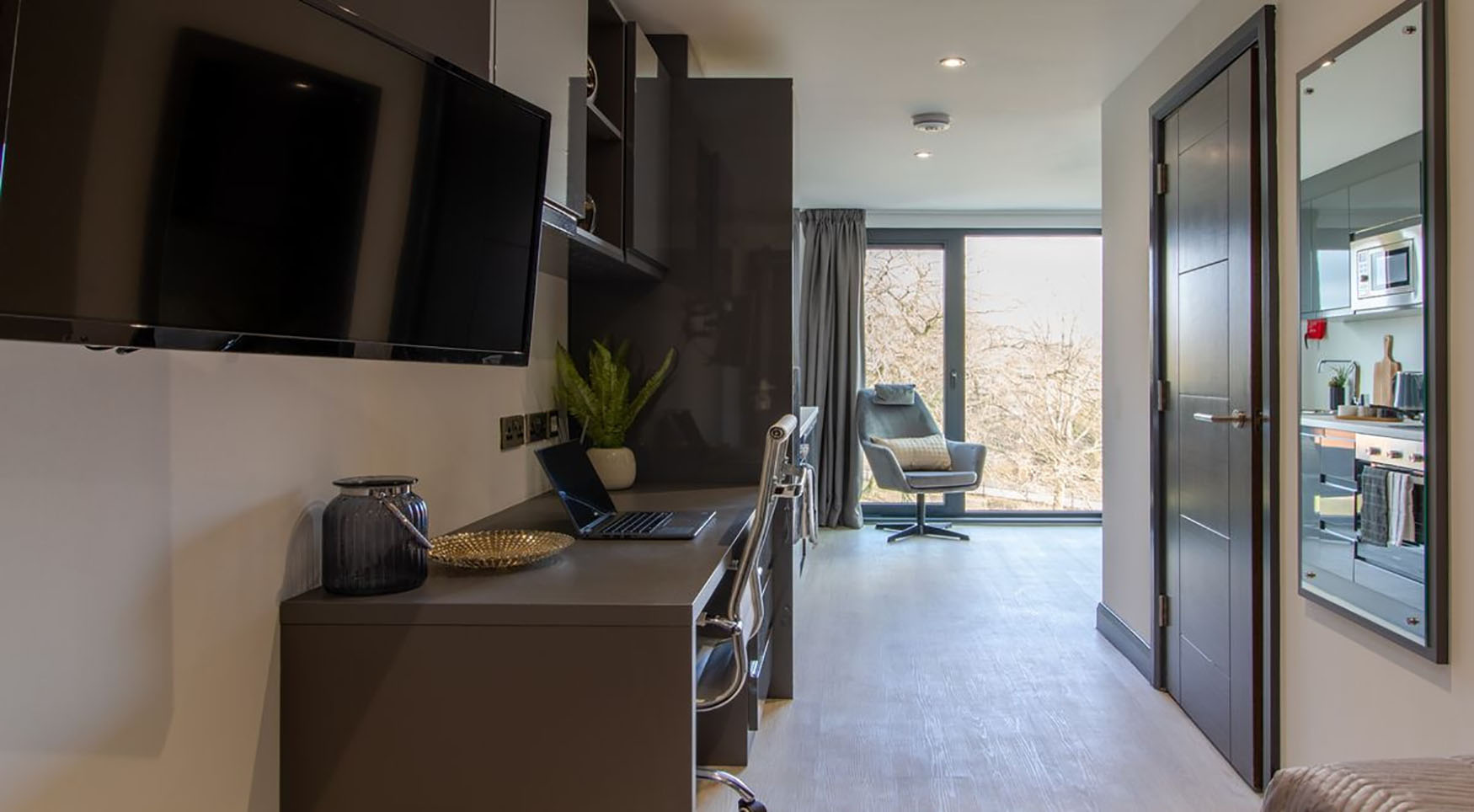 Bright space atThe Residence Coventry, Centre, Newmarket - Citybase Apartments
