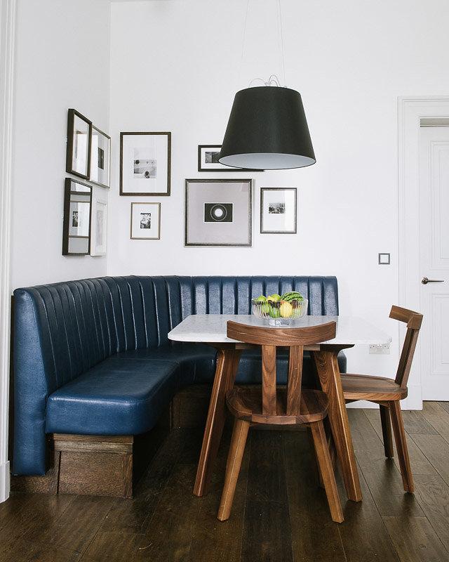 Corner sofa at The Edinburgh Grand Apartments, Centre, Edinburgh - Citybase Apartments