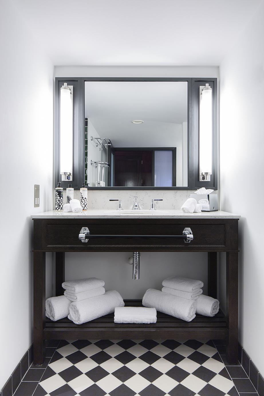 Bathroom at The Edinburgh Grand Apartments, Centre, Edinburgh - Citybase Apartments