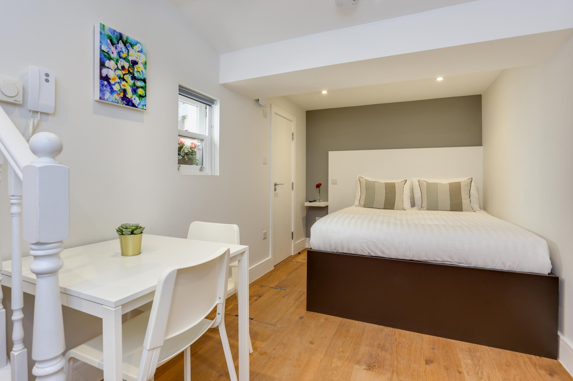 Studio at Queensborough Terrace, Bayswater, London - Citybase Apartments