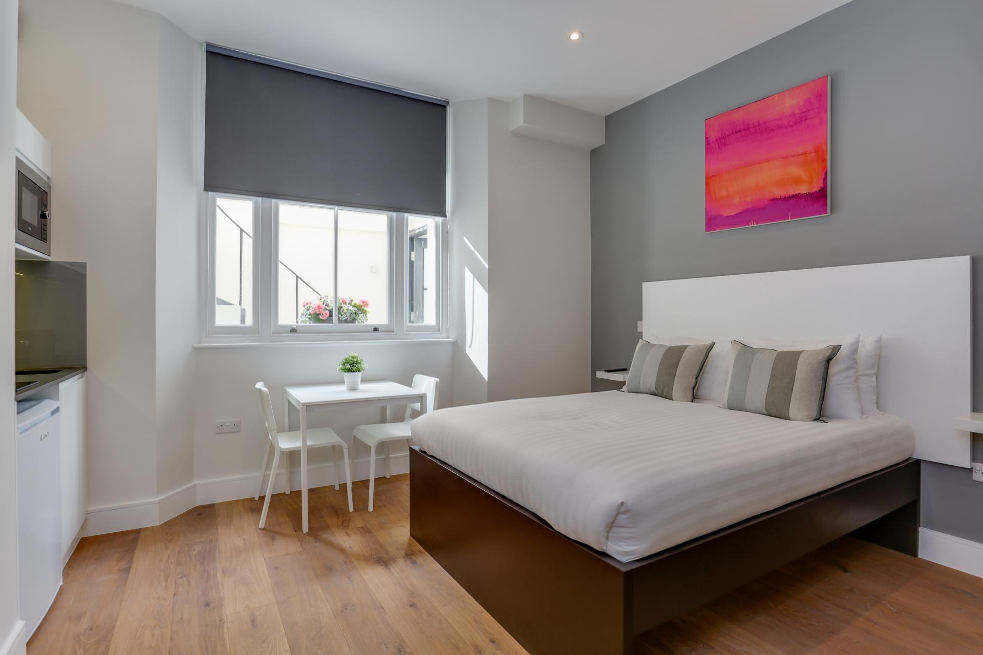 Layout at Queensborough Terrace, Bayswater, London - Citybase Apartments