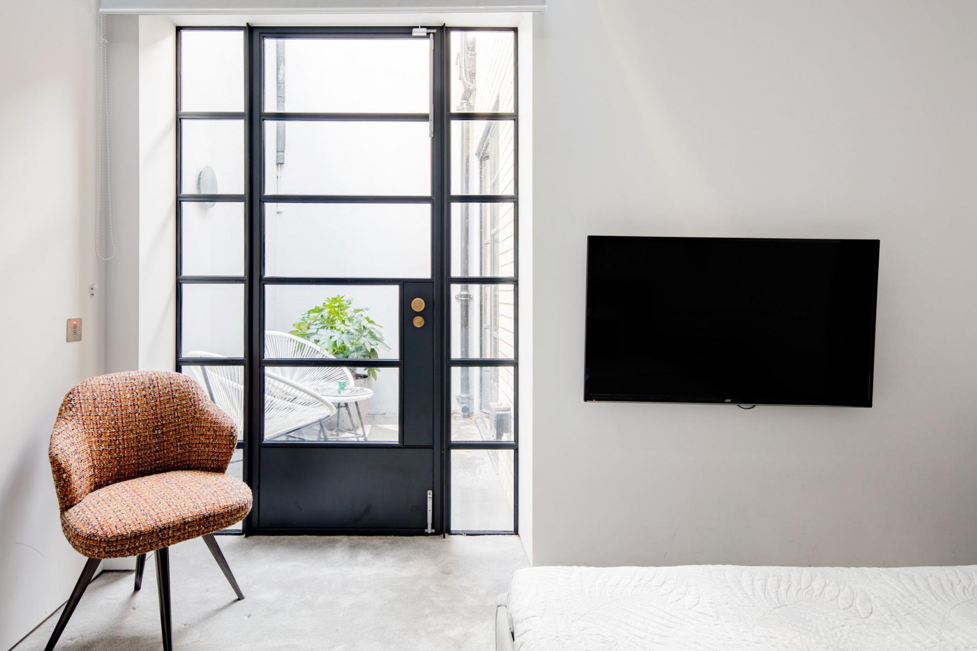 Windows at Royalty Mews, Carnaby, London - Citybase Apartments