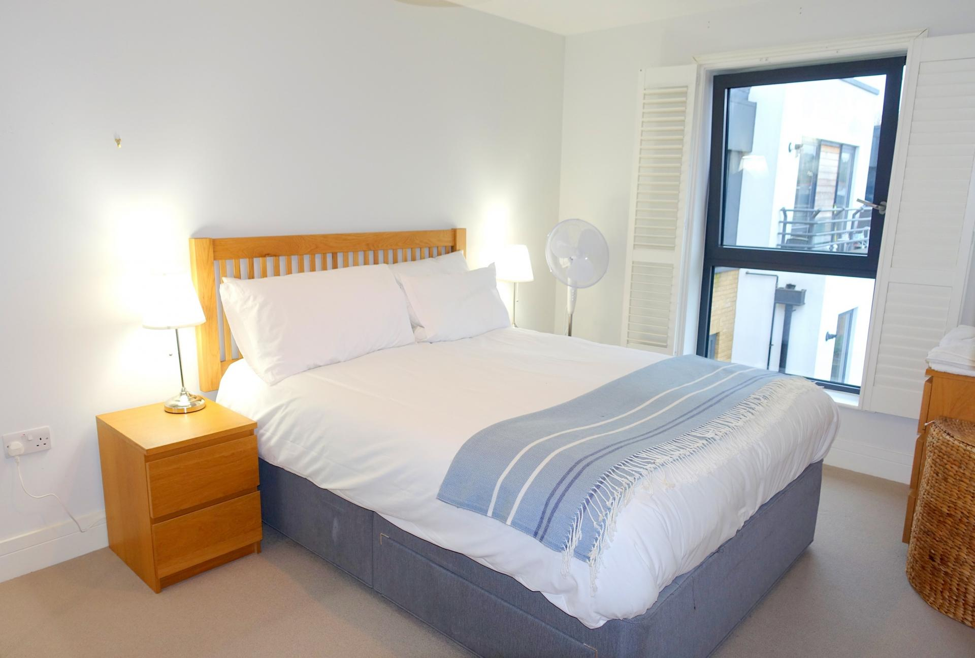 Bedroom at Teddington Apartments, Teddington, London - Citybase Apartments