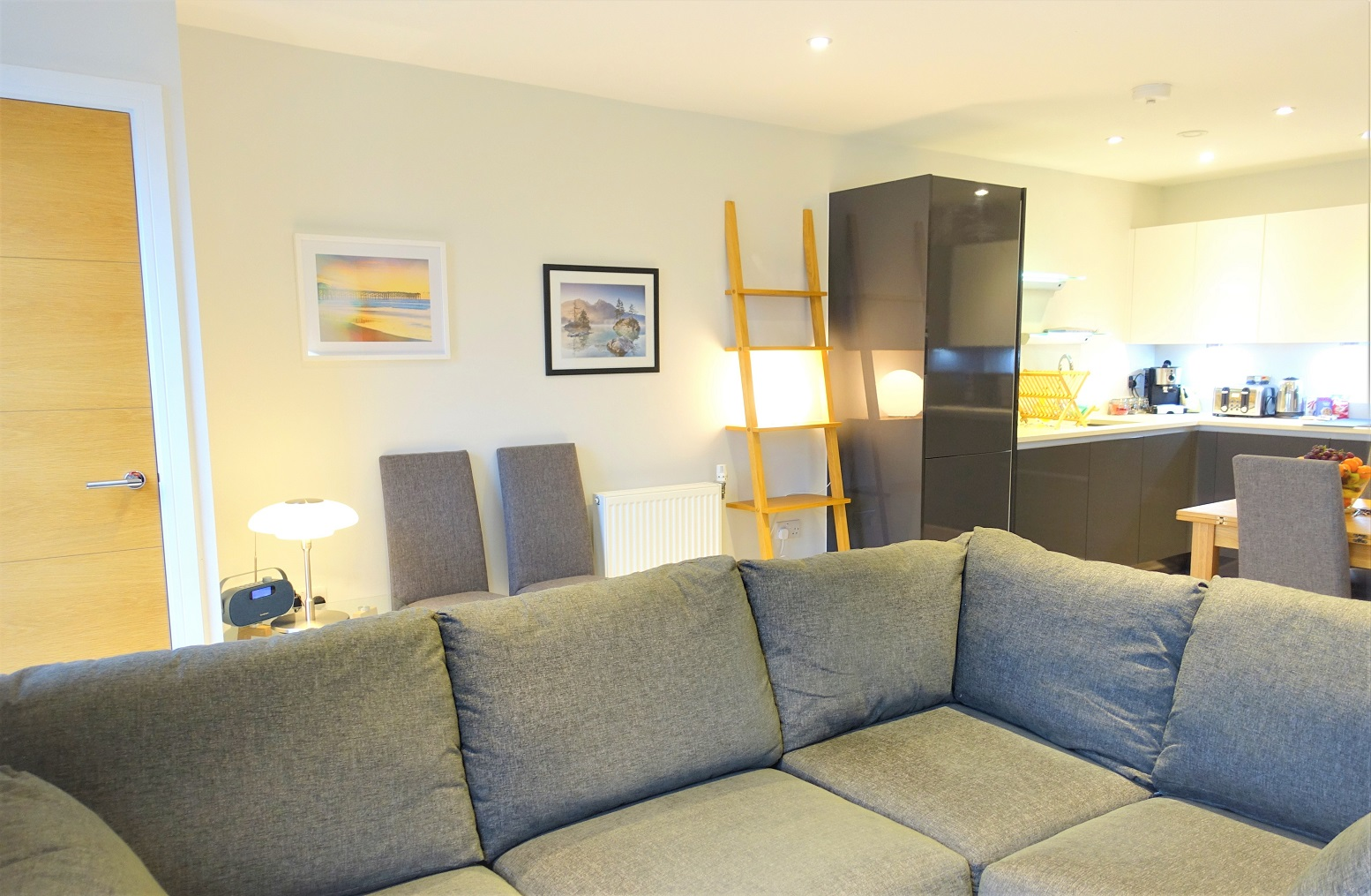 Sofa at Teddington Apartments, Teddington, London - Citybase Apartments