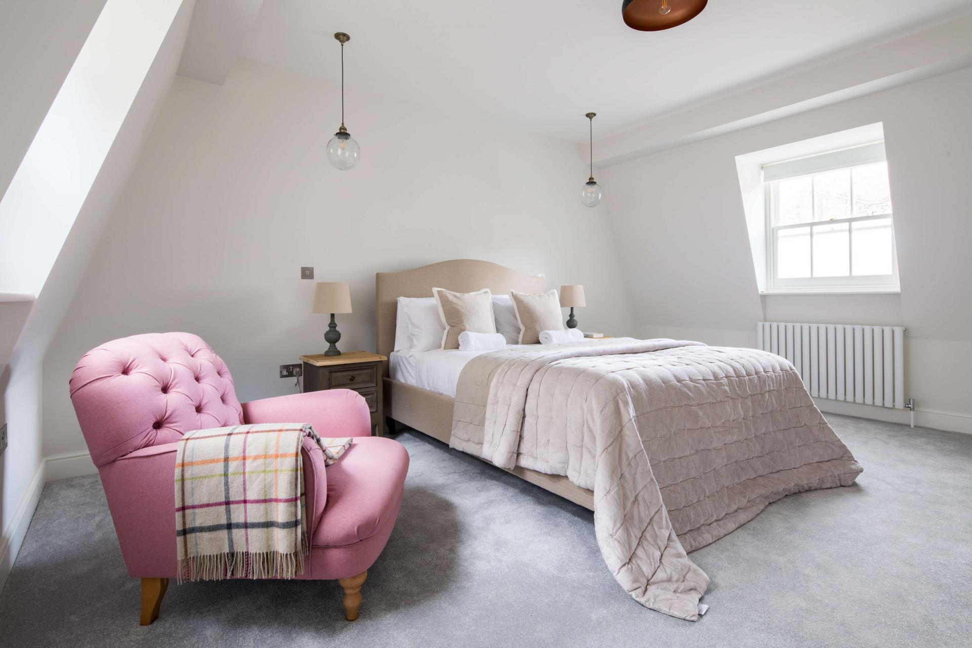 Decor of Rainsford Mews, Paddington, London - Citybase Apartments