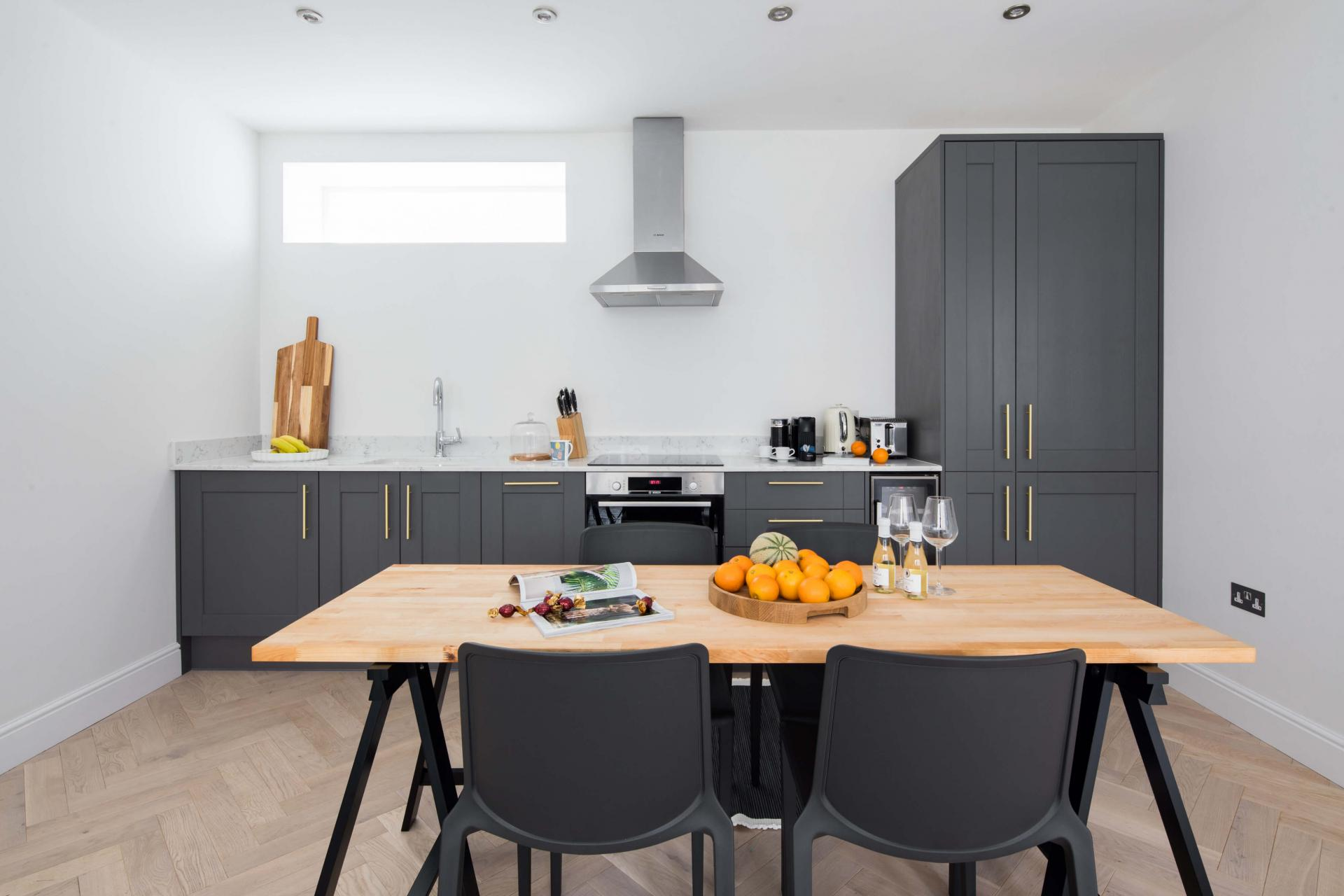 Kitchen at Rainsford Mews, Paddington, London - Citybase Apartments