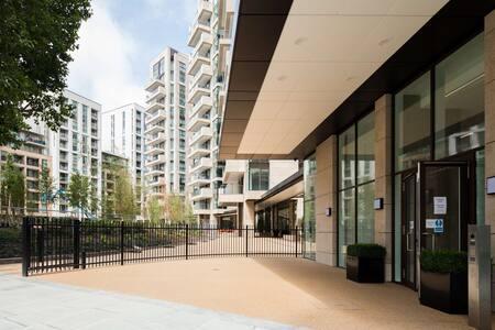 Exterior of Paddington Gardens, Paddington, London - Citybase Apartments