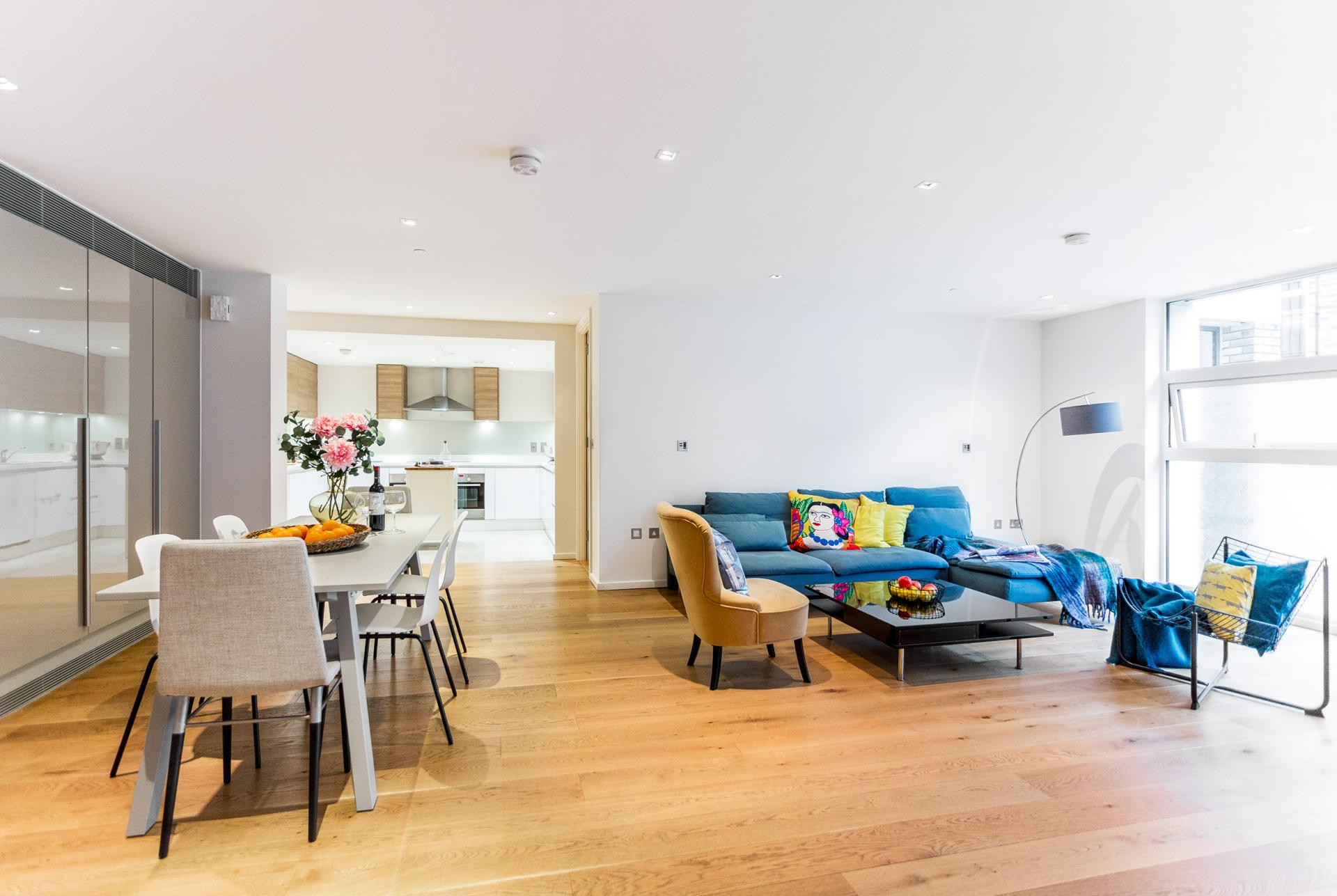 Layout of Meritas Court Apartments, Bayswater, London - Citybase Apartments