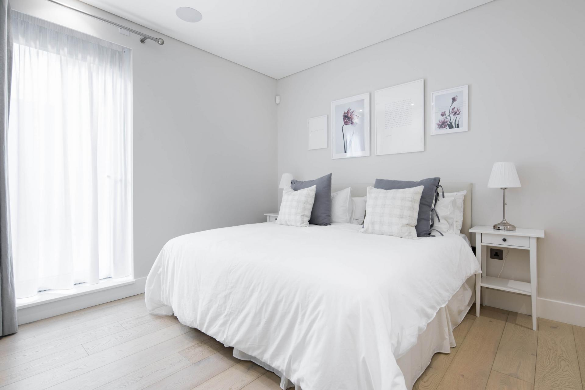 Bedroom at Castle Lane Apartments, Westminster, London - Citybase Apartments