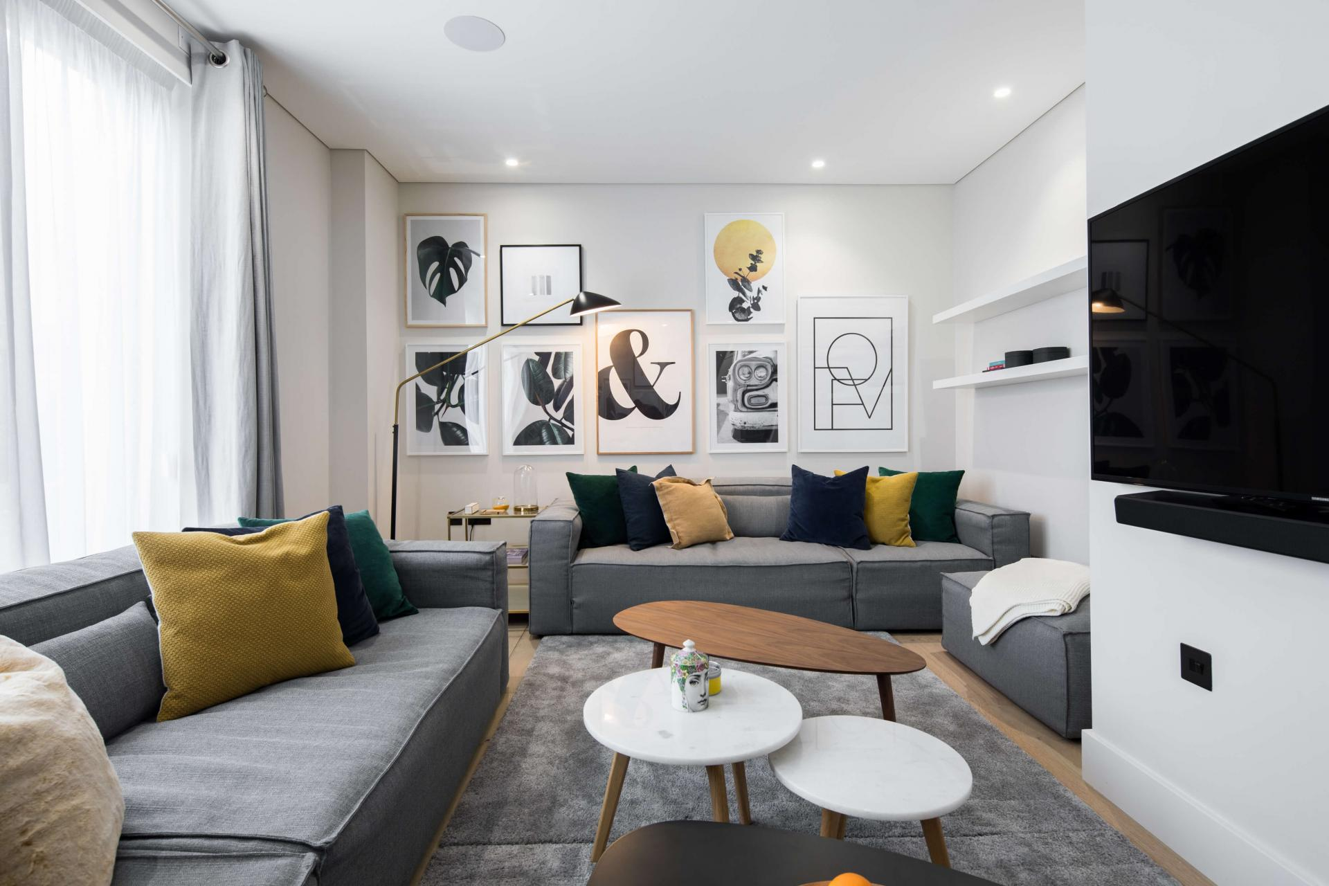 Layout of Castle Lane Apartments, Westminster, London - Citybase Apartments