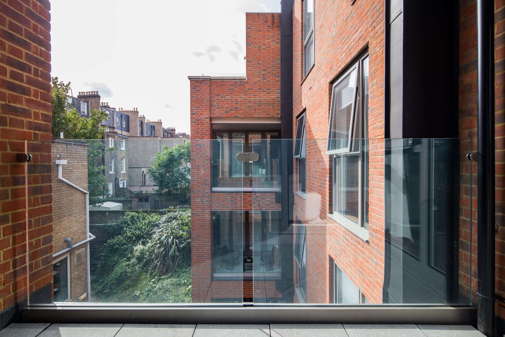 Terrace at Logan Place Apartments, Kensington, London - Citybase Apartments