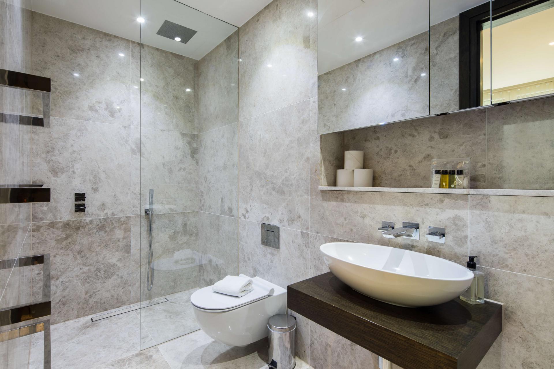 Sink at Logan Place Apartments, Kensington, London - Citybase Apartments