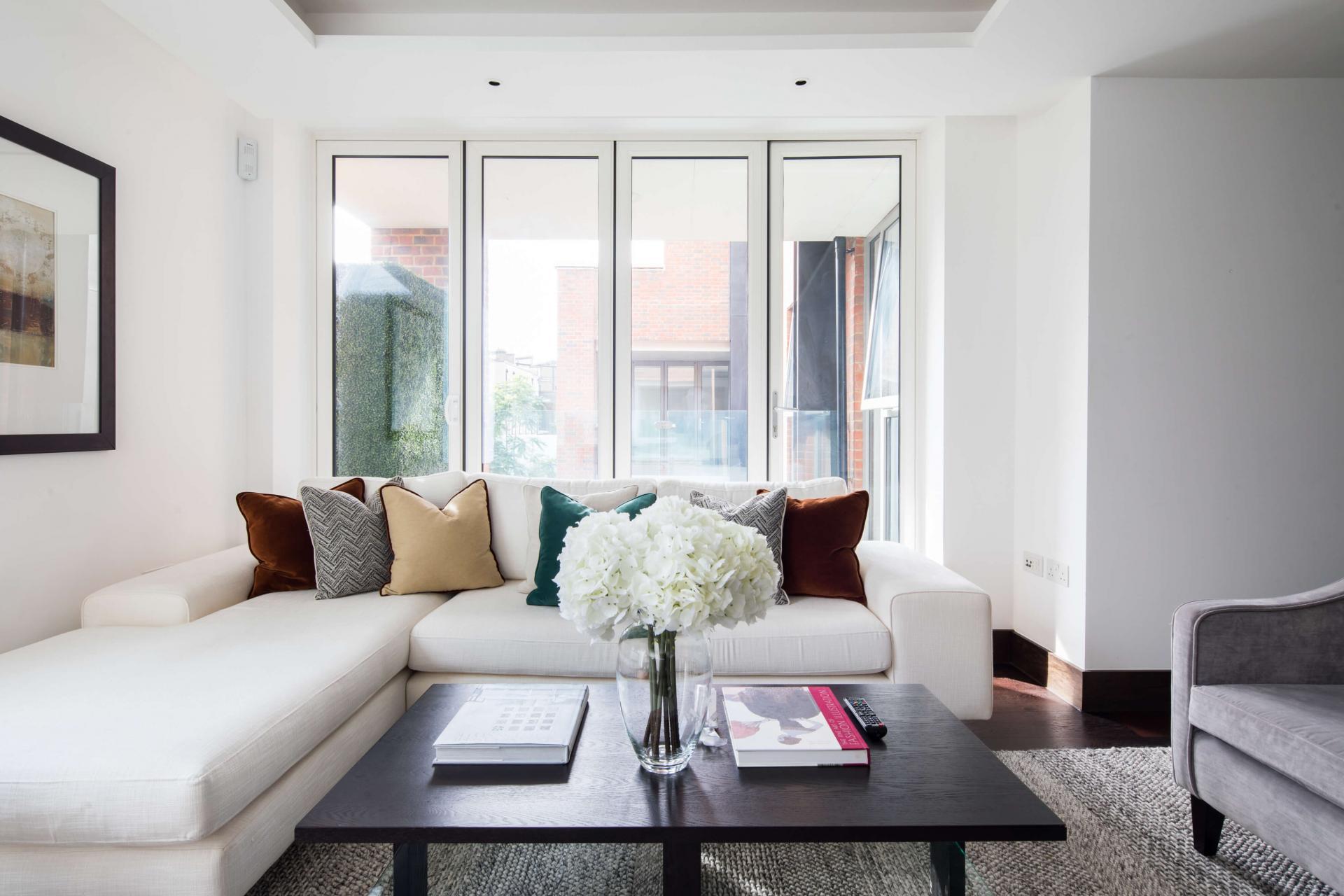Bright space at Logan Place Apartments, Kensington, London - Citybase Apartments