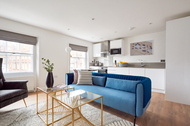 Open-plan at Inverness Mews, Bayswater, London - Citybase Apartments