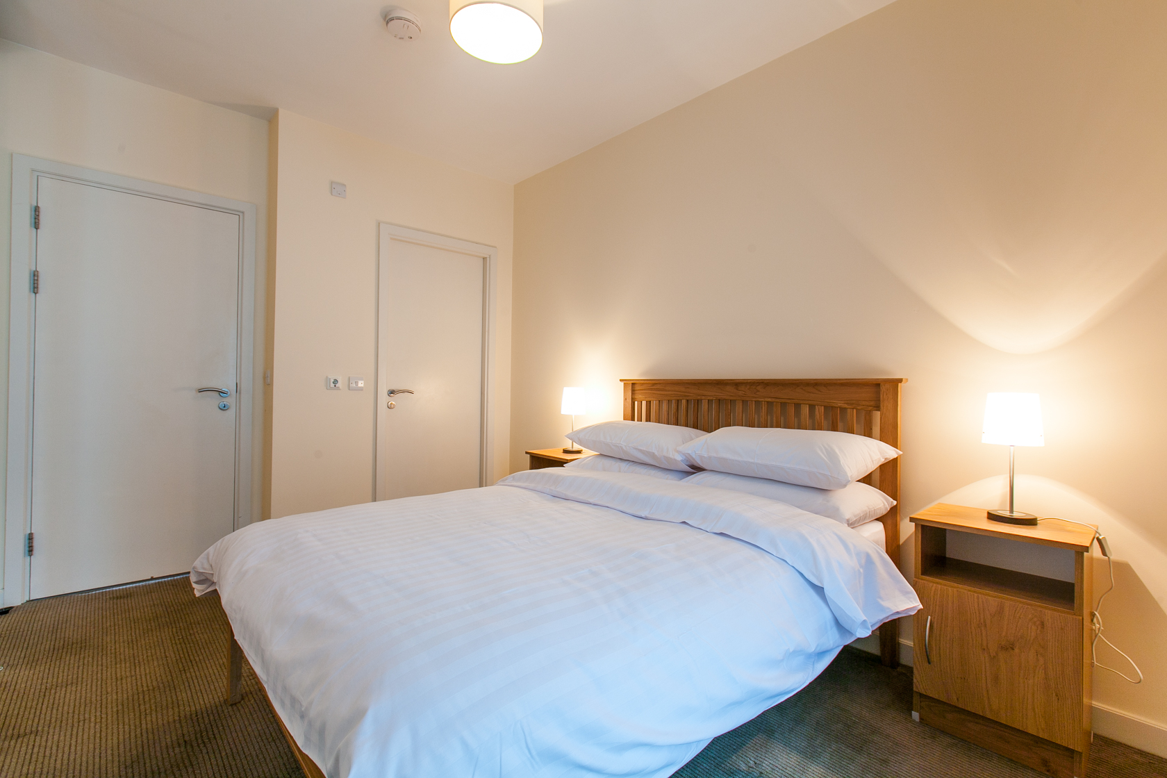 Bed 2 at The Forum Sandyford Apartment, Sandyford, Dublin - Citybase Apartments